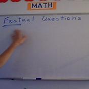 Factual Questions