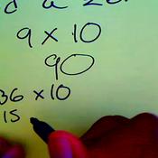 Multiplying by Ten