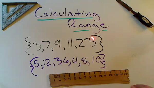 Calculating Range