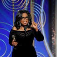 Oprah's Golden Globe Speech