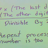 Determining Divisibility by 23