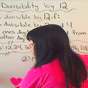 Determining Divisibility by 12