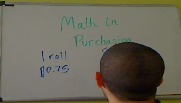 Math in Purchasing