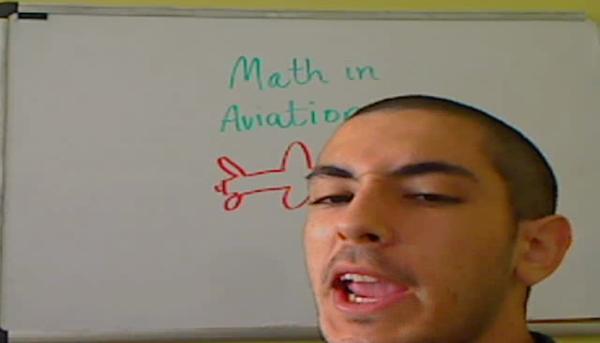 Math in Aviation