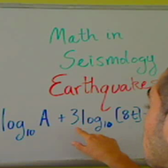 Math in Seismology