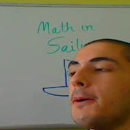Math in Sailing