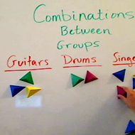 Combinations Between Groups