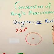 Conversion of Angle Measurement