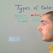 Types of Rates