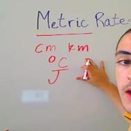 Metric Rates