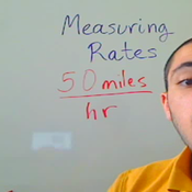 Tools for Measuring Rates