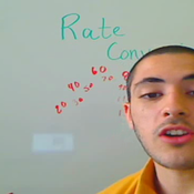 Rate Conversion