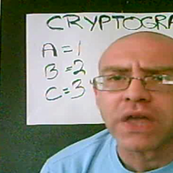 Math in Cryptography