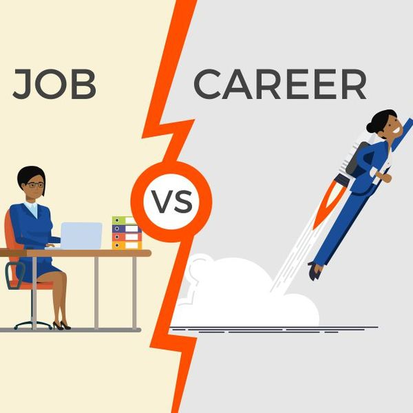 Career vs. Job