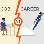 Career vs. Job