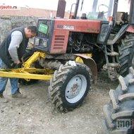 rukovanje i održavanje traktora
