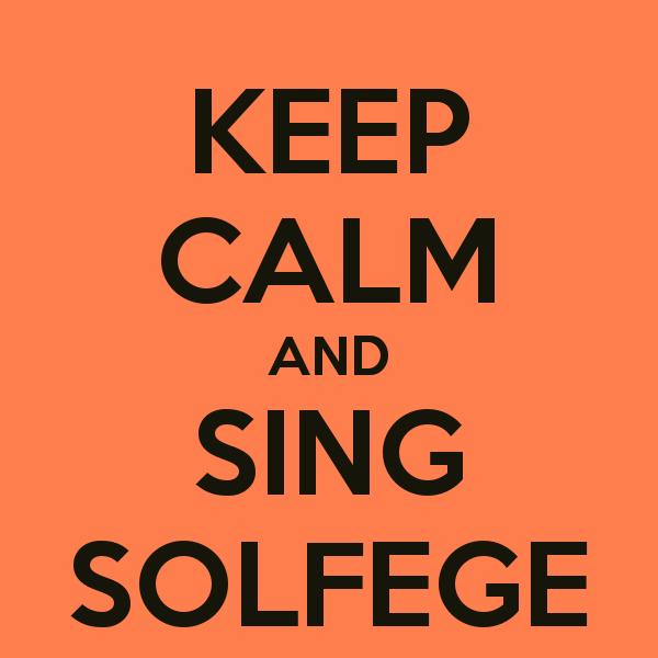 Solfege- Let's Begin!