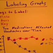 Labeling Data Representations