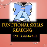 Entry 3/Level 1