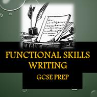 GCSE Prep Writing