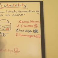 Comparing Probabilities