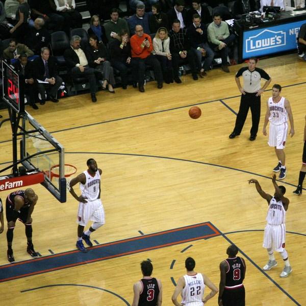 Basketball Free-Throws