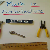 Math in Architecture