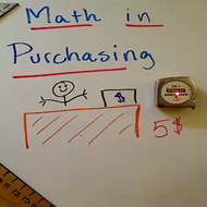 Math in Purchasing