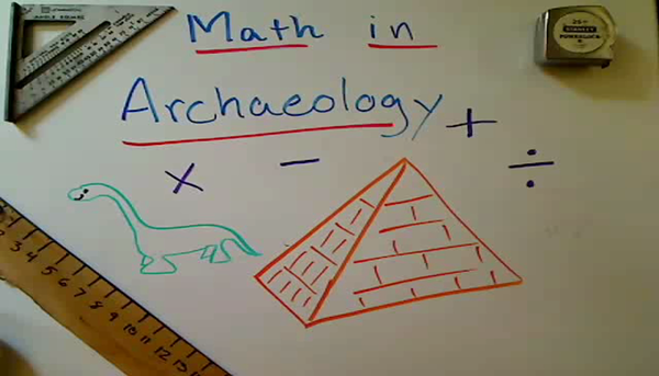 Math in Archaeology