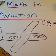 Math in Aviation