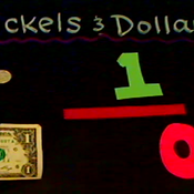 Relating Nickels and Dollars