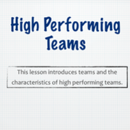 High Performing Teams: Key Characteristics