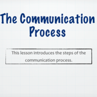 The Communication Process: Sender and Receiver