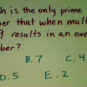 Using the Answer Choices