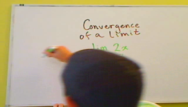 Convergence at a Limit