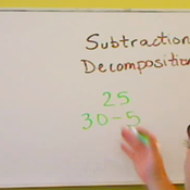 Subtraction Decomposition