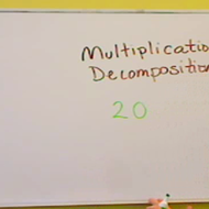 Multiplication Decomposition