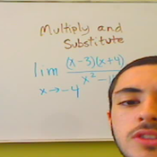 Multiply and Substitute Method