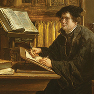 Martin Luther and the start of the Reformation