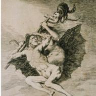 Goya Etchings: Los Caprichos