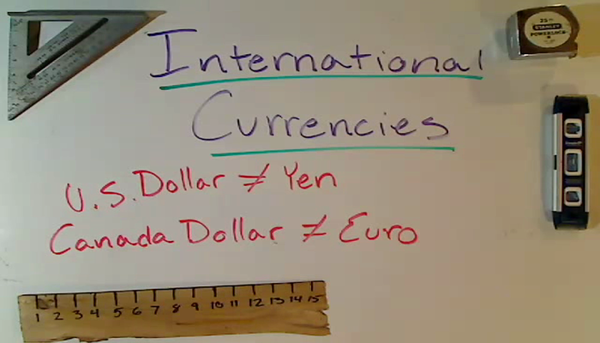 International Currency