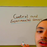 Control and Experimental Groups
