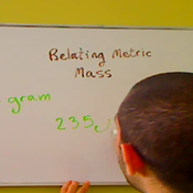 Relating Metric Mass
