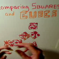 Comparing Squares and Cubes