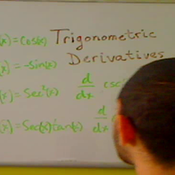 Trigonometric Derivatives