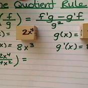 The Quotient Rule