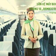Săn Vé Máy Bay Giá Rẻ Tháng 12 Bamboo Airways