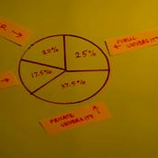 Interpreting a Pie Chart
