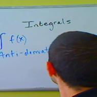 Integrals