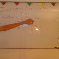 Integral Notation